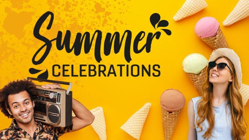 Summercelebrations